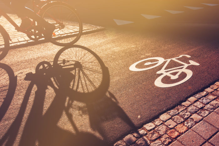 The Right to Protected Bikeways for School Going